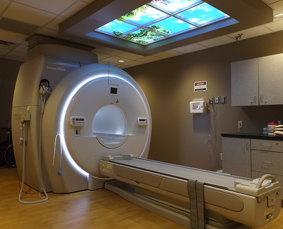 Toshiba Titan MRI Equipment