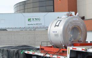 KMG Equipment Upgrade