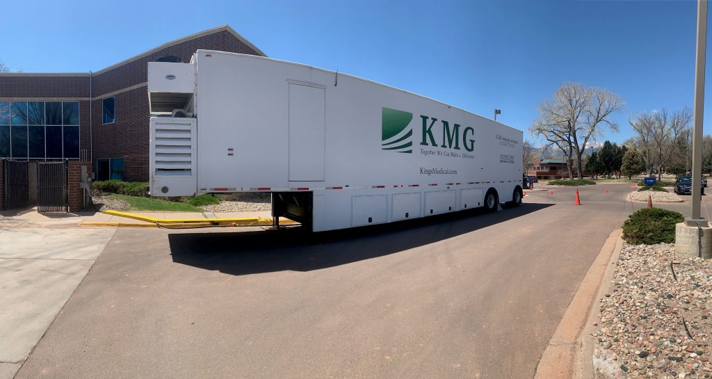 Mobile MRI Service
